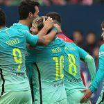 Messi xin trọng tài không phạt đối phương