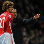 Mourinho dành tặng chiến thắng trước Tottenham cho Fellaini