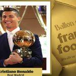 Ronaldo được ví như 'vị thánh giữa nhân gian' sau khi giành Quả Bóng Vàng 2016