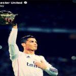 CĐV Man Utd nổi giận vì đội nhà chúc mừng Ronaldo