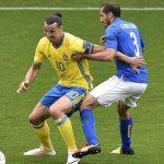 Ibrahimovic: 'Chiellini đã phải đi viện nếu tôi thích chơi cậu ta'