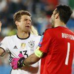 Thomas Muller từ chối đá 11 mét cho đến hết Euro 2016