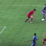 Trọng tài 'cướp' bàn thắng của Quảng Nam