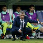 HLV Santos: 'Bồ Đào Nha đã chơi đẹp trước Xứ Wales'