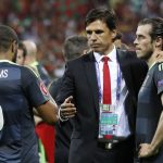 HLV Coleman: 'Cầu thủ Xứ Wales vẫn là người hùng dù thua Bồ Đào Nha '