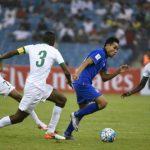 Thái Lan thua đau trận ra quân vòng loại cuối cùng World Cup 2018