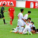 HAGL gặp khó ngay trận ra quân giải U17 quốc gia