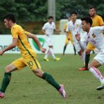 Việt Nam đấu Australia tại bán kết giải U19 Đông Nam Á