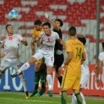 Australia, Trung Quốc bị loại tại giải U19 châu Á