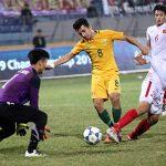Việt Nam thua đậm Australia tại bán kết giải U19 Đông Nam Á