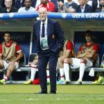 Del Bosque tâm phục khẩu phục thắng lợi của Italy
