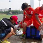 Tuấn Anh phải tiểu phẫu đầu gối, nhiều khả năng không kịp dự AFF Cup