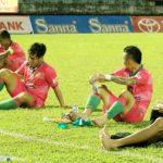 Đồng Tháp xuống hạng, Hà Nội T&T vươn lên dẫn đầu V-League