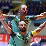 World Cup Futsal sẽ có nhà vô địch mới