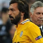 Ancelotti ủng hộ Italy gạt Pirlo khỏi Euro 2016