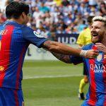 Messi lập cú đúp, Barca trút cơn mưa bàn thắng thứ hai trong bốn ngày