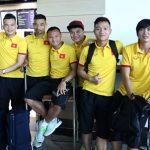 Tuyển Việt Nam lên đường chinh phục AFF Cup 2016