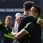 Sanchez tỏa sáng, Arsenal thắng trận đầu ở Ngoại hạng Anh
