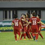 Tuyển Việt Nam hạ Thái Lan ở giải vô địch Đông Nam Á