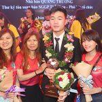 Xuân Trường trích giải thưởng ủng hộ miền Trung và người bạn bị ung thư