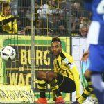 Dortmund lập kỷ lục bất bại sân nhà sau trận hòa Hertha Berlin