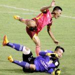 Lãnh đạo CLB Sài Gòn nổi giận vì pha bóng triệt hạ của cầu thủ Cần Thơ