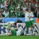 Đánh bại Italy, CH Ireland giành vé vào vòng 1/8