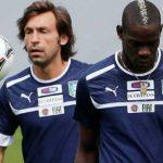 Pirlo: 'Balotelli lẽ ra phải là cầu thủ hàng đầu thế giới hiện tại'