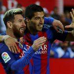 Messi ghi bàn và kiến tạo, Barca thắng ngay tại Sanchez Pizjuan