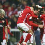 Bayern tìm lại chiến thắng, Dortmund thất bại tại Bundesliga