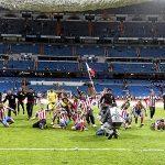 Chính quyền Madrid 'đề nghị' Atletico mượn Bernabeu làm sân nhà