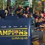 Barca đạt doanh thu cao nhất lịch sử CLB