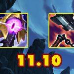 Quyền Trượng Ác Thần, Chùy Hấp Huyết thay đổi lớn trong 11.10