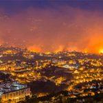 Ronaldo chi tiền giúp nạn nhân thảm họa cháy rừng ở quê nhà