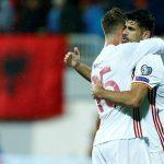 Diego Costa góp công giúp Tây Ban Nha đánh bại Albania