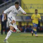 Ronaldo tịt ngòi, Real bị cầm chân trận thứ hai liên tiếp