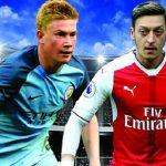 Man City - Arsenal và những trận cầu đáng chú ý cuối tuần này