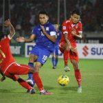 Dangda nhận điểm thấp nhất trận Thái Lan - Myanmar