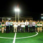Giải bóng đá mini phong trào tổ chức tại Nha Trang