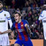 Barca thắng với tỷ số 7-0 dù vắng bộ ba MSN