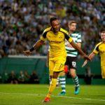 Dortmund đánh bại Sporting, giữ ngôi đầu trước Real