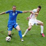 Vòng loại World Cup 2018: Tây Ban Nha đòi nợ Italy