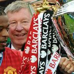 Evra tung ảnh trêu thầy cũ Alex Ferguson