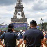 Pháp huy động hơn 5000 cảnh sát bảo vệ chung kết Euro 2016