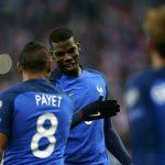 Pogba và Payet giúp Pháp thắng ngược Thụy Điển