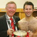 Alex Ferguson vui mừng khi Giggs rời Man Utd