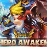 Hero Awaken - sự kết hợp mới lạ giữa thế giới manga và thế giới thần thoại