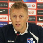 HLV của Iceland nắn gân tuyển Pháp