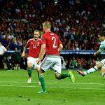 Đại thắng Hungary, Bỉ vào tứ kết gặp Wales