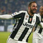 Higuain ghi bàn duy nhất, Juventus thắng trận đại chiến Roma